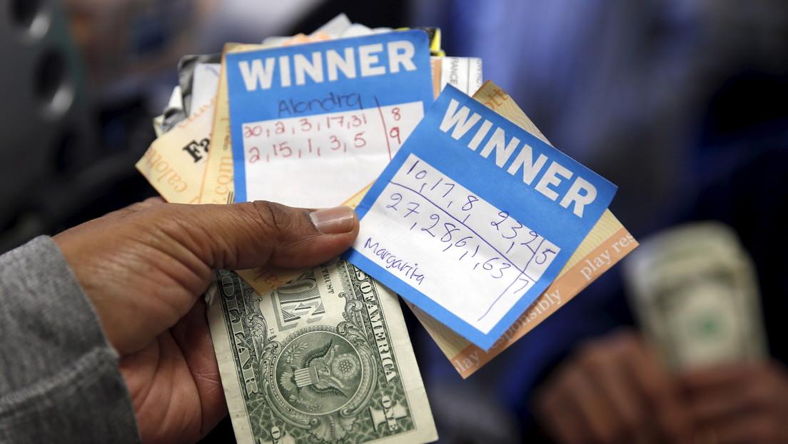 Una estadounidense gana por segunda vez un premio de un millón de dólares en la lotería