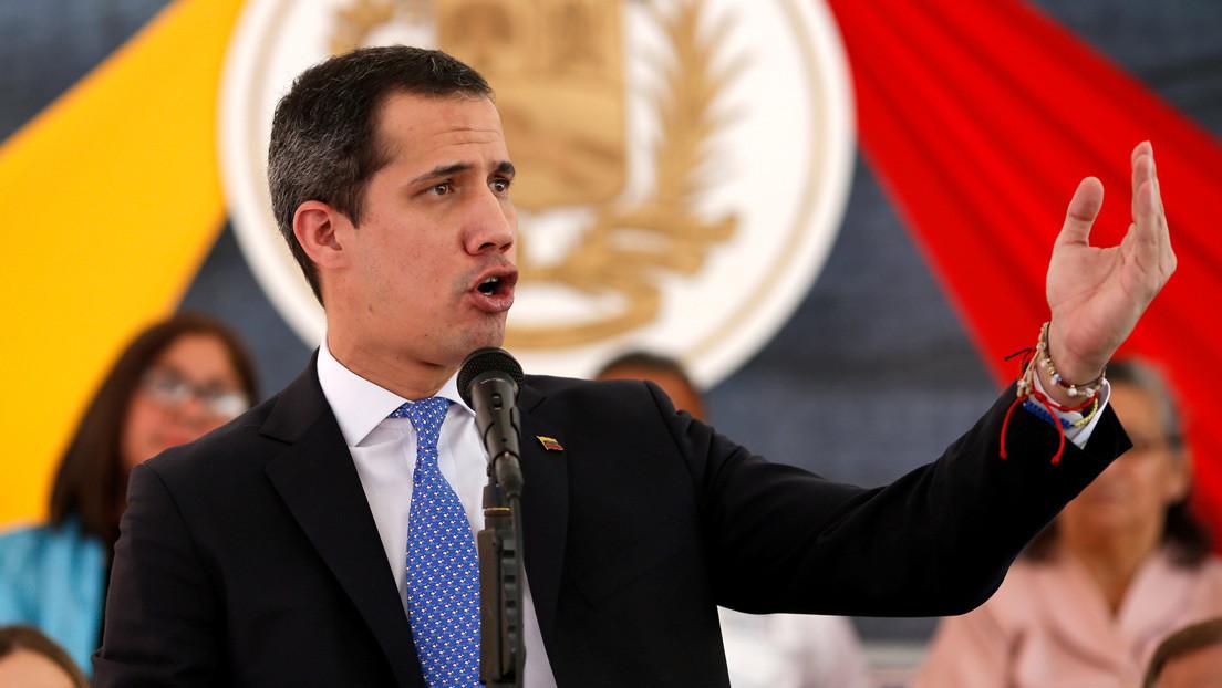 Guaidó convoca una movilización a la Asamblea Nacional para el 10 de marzo