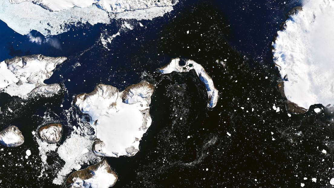 La Antártida se derrite a tiempo récord tras altas temperaturas