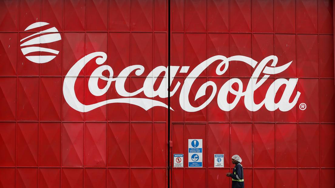 Coca Cola anuncia que el coronavirus le ocasionará perdidas económicas