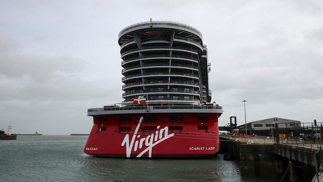 Multimillonario británico presenta un lujoso crucero solo para adultos a pesar del impacto del coronavirus en la industria