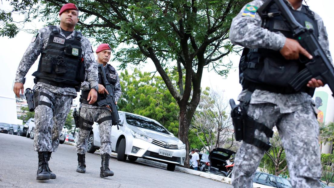 Más de 50 homicidios en 48 horas durante una huelga policial en un estado brasileño
