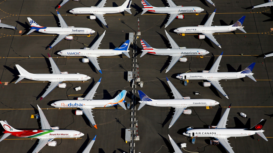 NYT: Fiscales de EE.UU. investigan si un piloto de Boeing mintió al regulador de la aviación a propósito