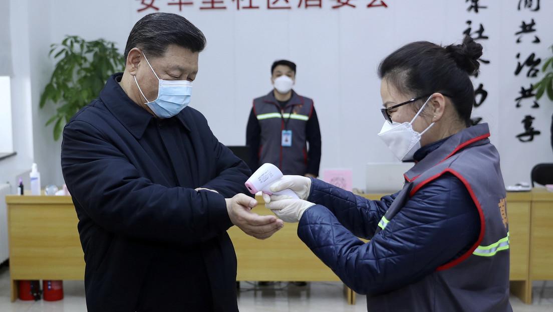 Xi Jinping agradece a Bill Gates su ayuda de 100 millones de dólares para combatir el covid-19