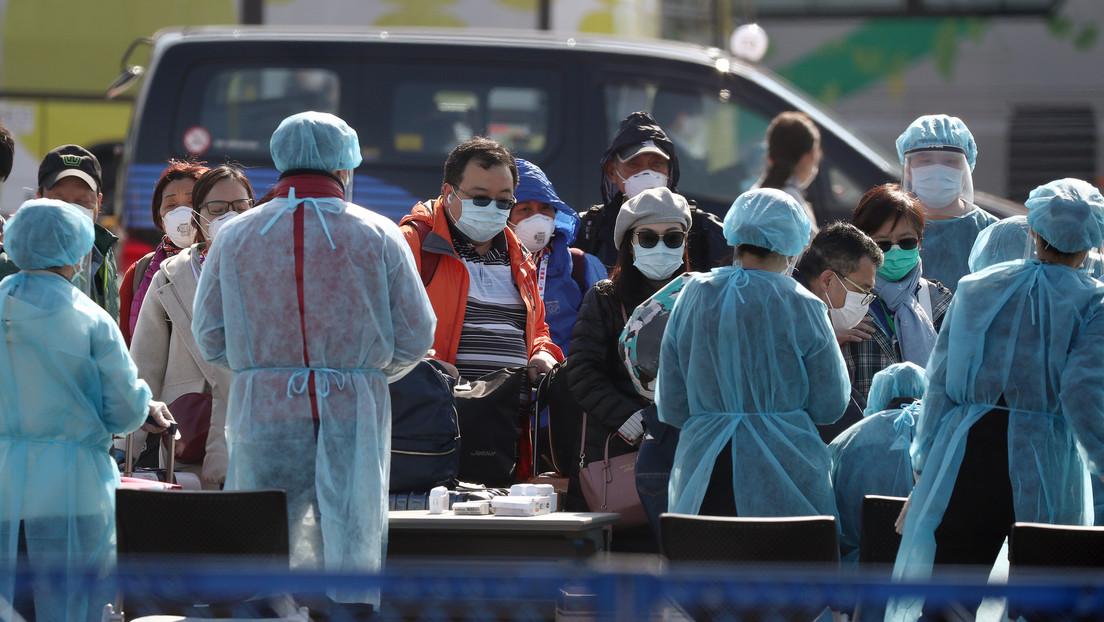 """Trump, """"furioso"""" porque 14 estadounidenses con coronavirus fueran trasladados de Japón a EE.UU. sin su permiso"""