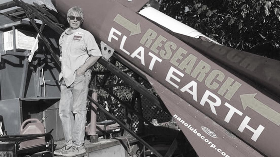 Muere el aventurero Mike Hughes intentando demostrar que la Tierra es plana