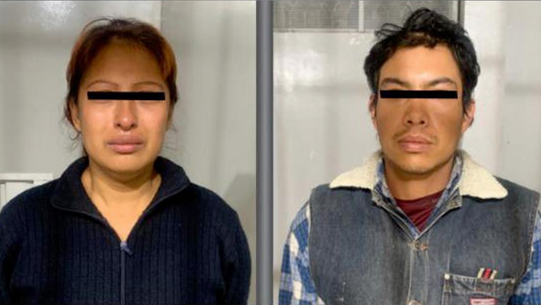 """La secuestradora de Fátima confesó que su esposo quería """"una niña chiquita para que fuera su novia"""" o en caso contrario violaría a sus hijas"""