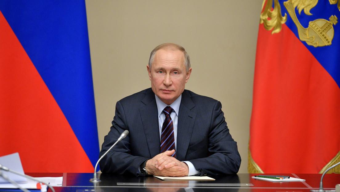 Putin anuncia planes para equipar al Ejército y la Marina de Rusia con las armas más modernas