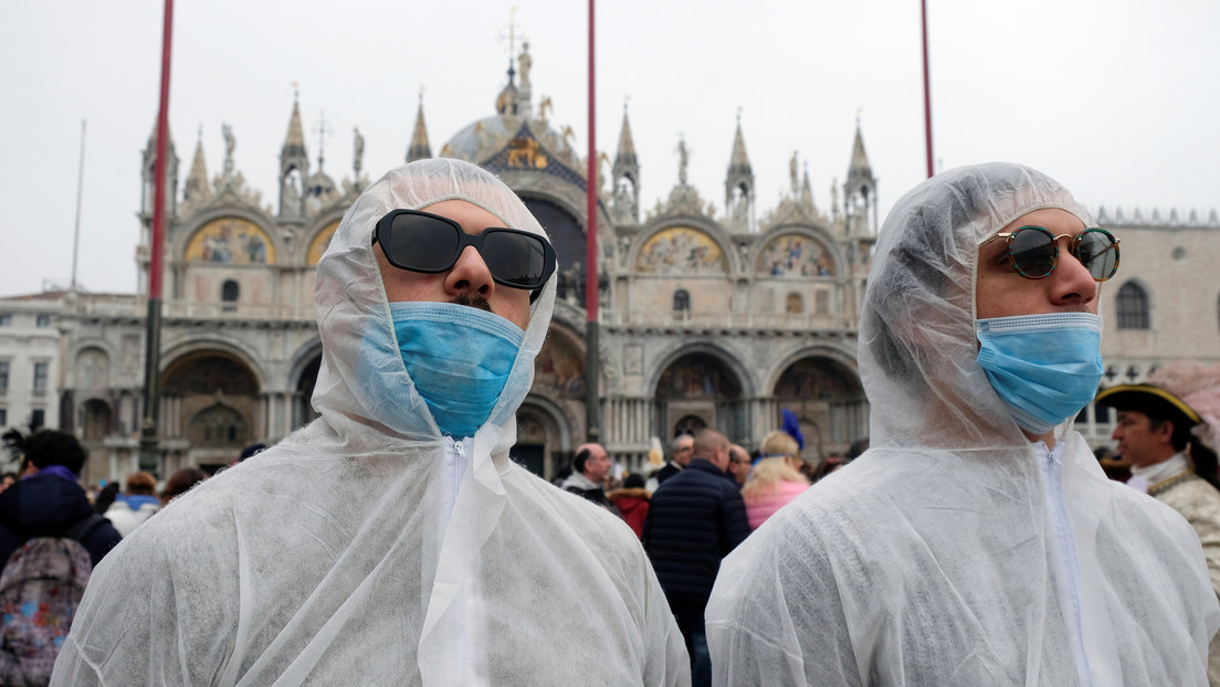 Una tercera persona fallece por coronavirus en el norte de Italia