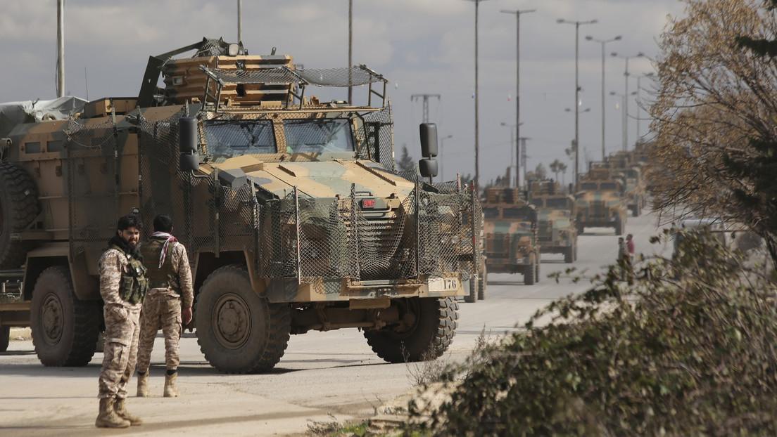 """Moscú advierte que los terroristas en Idlib están recibiendo """"equipamiento militar muy peligroso"""""""