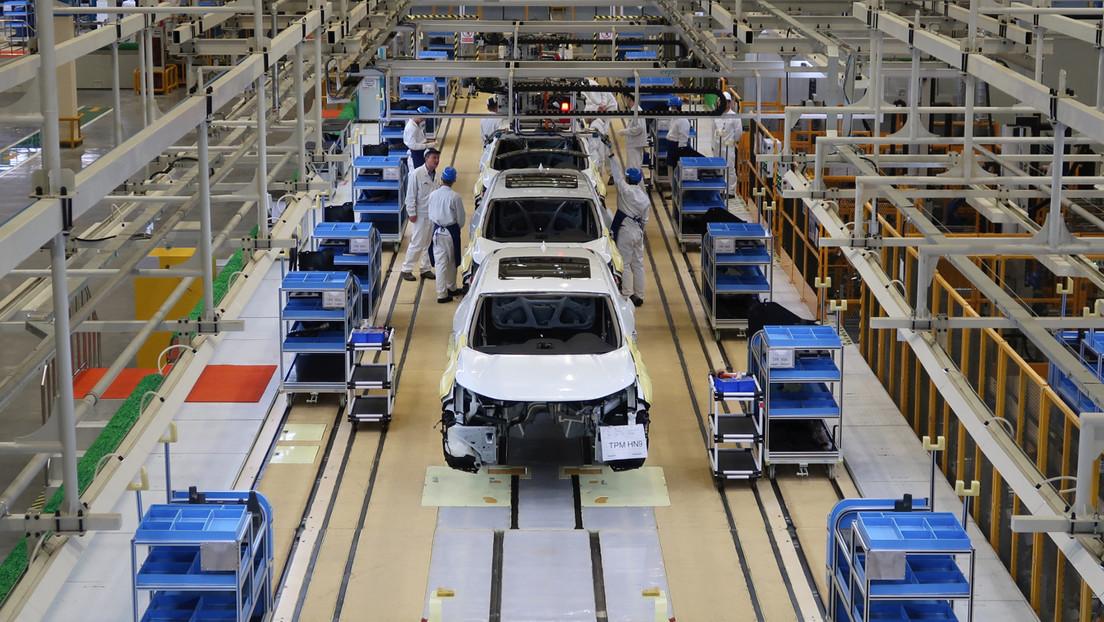 El coronavirus frena la industria del automóvil en China: Fabricantes extranjeros sufren cada día pérdidas millonarias