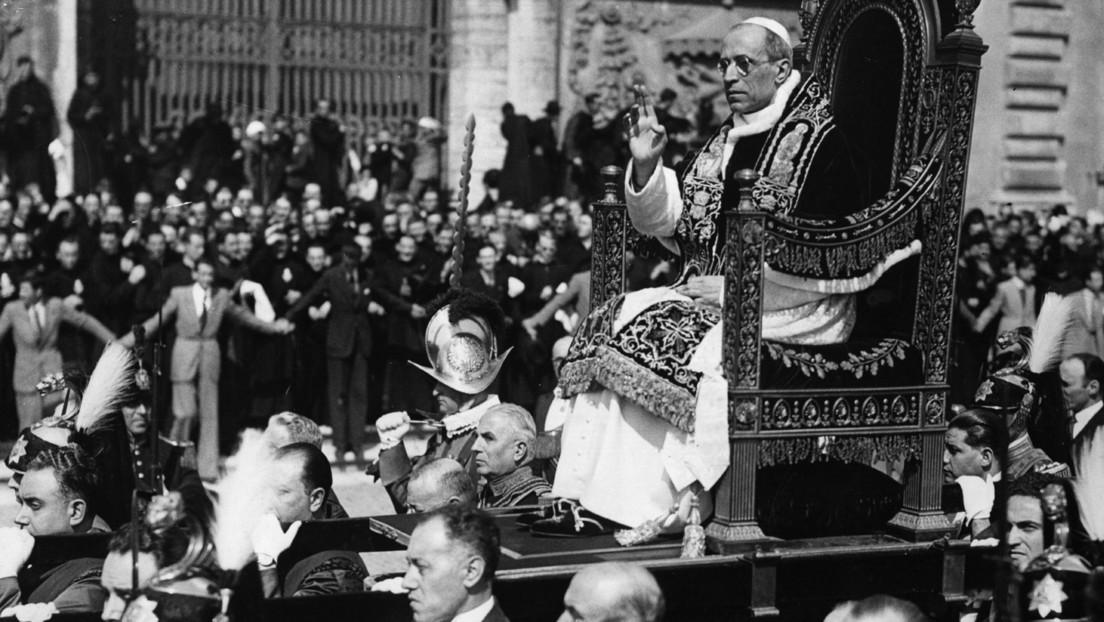 El Vaticano, a punto de abrir los archivos secretos sobre el papa Pío XII, acusado de no haberse levantado contra los crímenes del nazismo