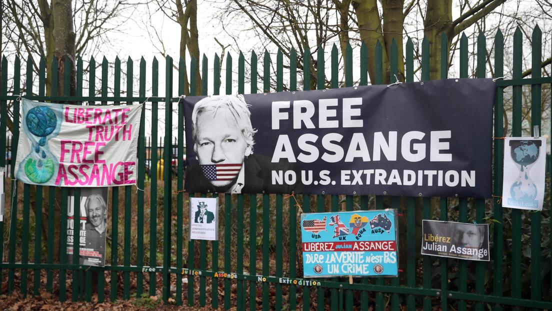 Comienza el juicio para extraditar a Julian Assange a EE.UU. en medio de fuertes cuestionamientos