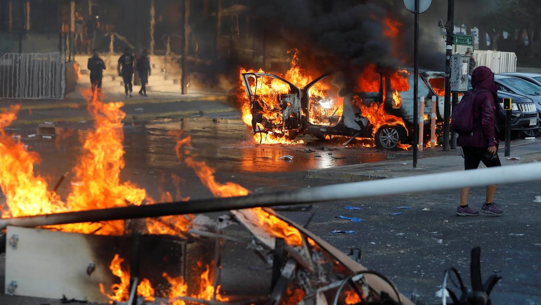 El Festival de Viña del Mar arranca en Chile en medio de fuertes protestas y disturbios