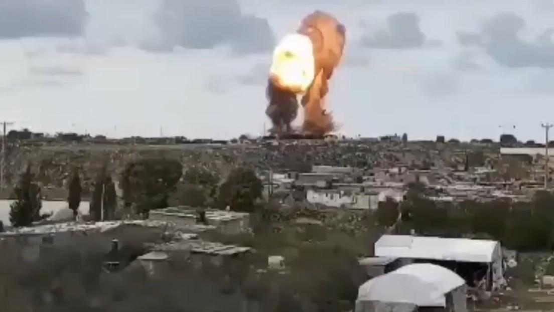 """Netanyahu amenaza con """"implementar un plan amplio"""" de la ofensiva contra Hamás y la Yihad Islámica si no cesan lanzamientos de misiles contra Israel"""