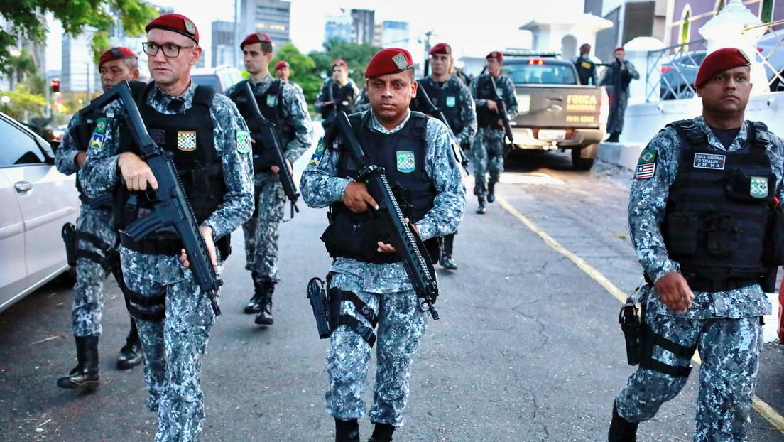 Ascienden a 147 los asesinatos en el estado brasileño de Ceará tras cinco días de huelga de la Policía Militar