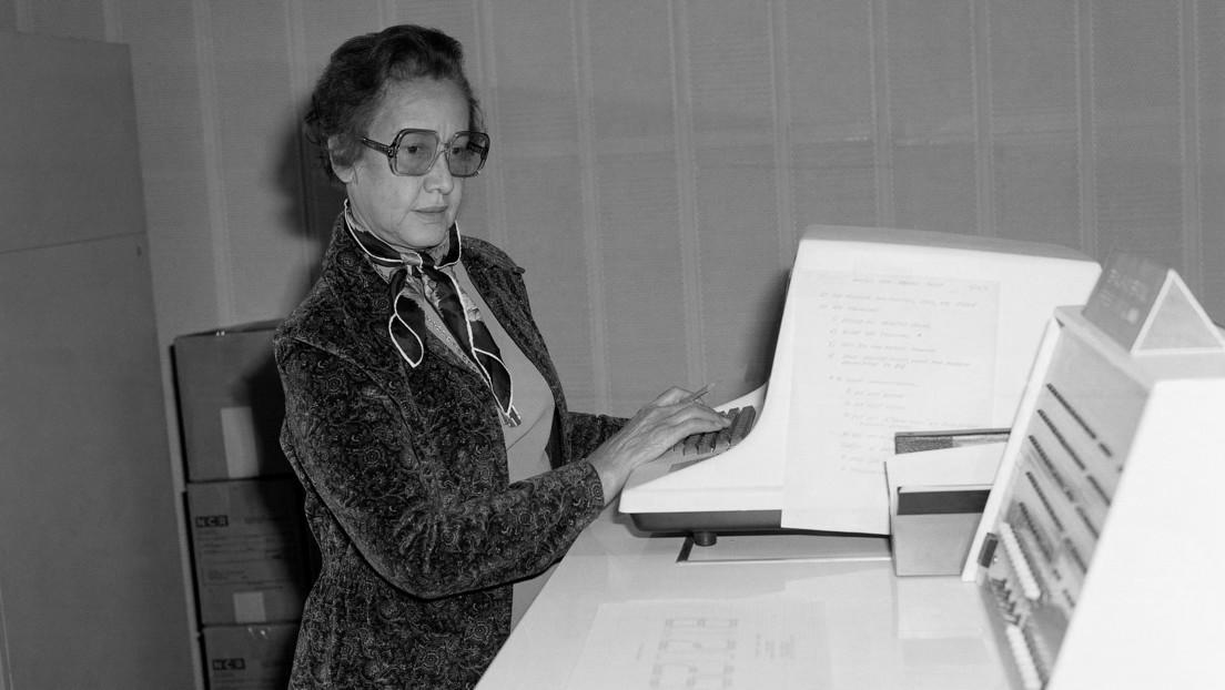 Fallece la matemática Katherine Johnson, que realizó cálculos para las misiones de la NASA Mercury y Apolo 11