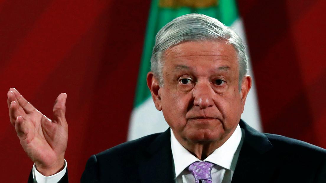"""López Obrador ofrece un """"premio y protección"""" a los empresarios que confiesen que sobornaron para conseguir licitaciones"""