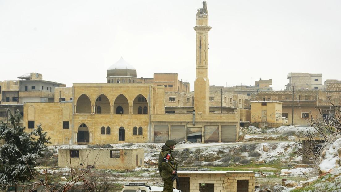 Moscú niega las informaciones sobre ataques de aviones rusos en Idlib