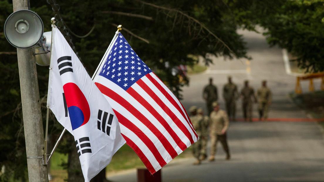EE.UU. y Corea del Sur estudian la posibilidad de acortar sus ejercicios militares conjuntos debido al coronavirus