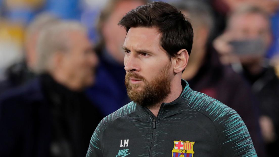 """Messi entra por primera vez al """"templo"""" de Maradona y Piqué revela quién de ellos es el mejor futbolista"""