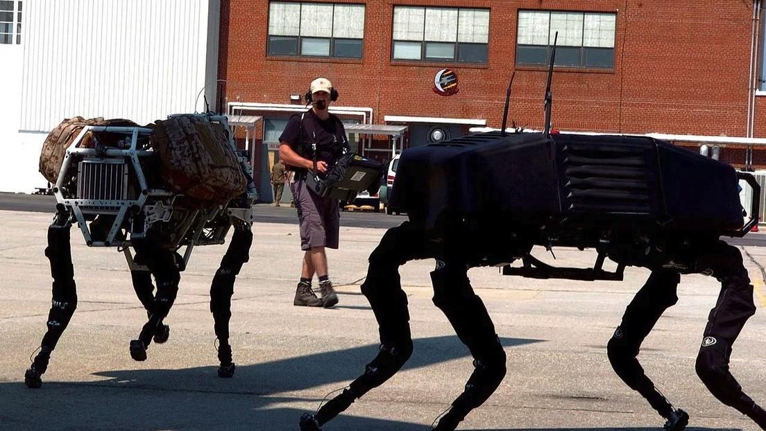 El Pentágono adopta los principios éticos de la inteligencia artificial para sus robots asesinos