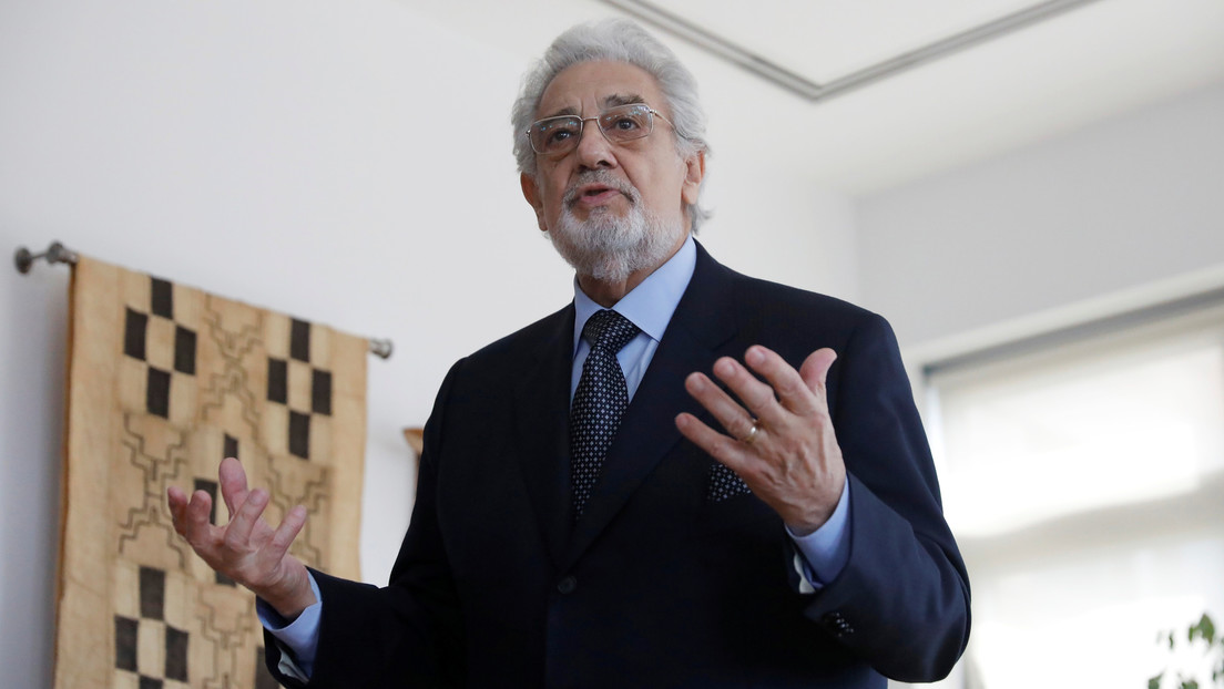 """""""Lamento el dolor que causé"""": Plácido Domingo pide disculpas a las mujeres que lo acusan de acoso sexual y """"acepta"""" su plena responsabilidad"""
