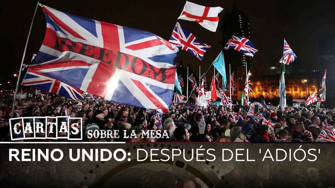 Reino Unido: después del 'adiós'