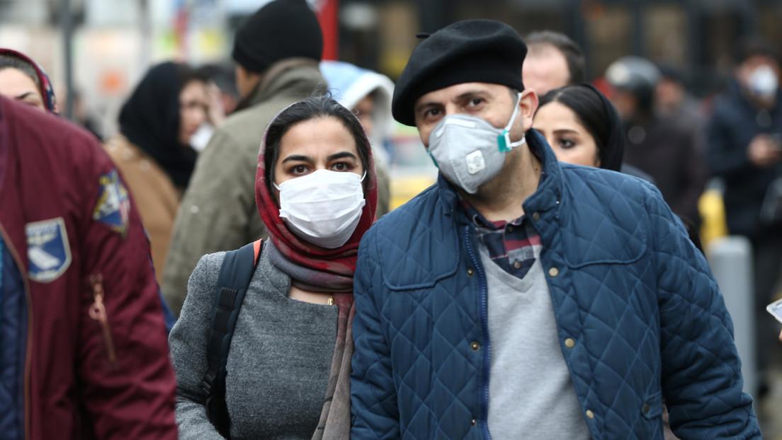 El viceministro de Salud iraní da positivo por coronavirus