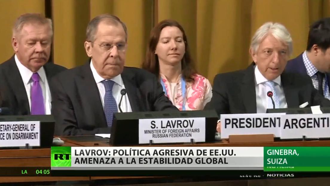 Moscú denuncia una política alarmante de EE.UU. en materia nuclear