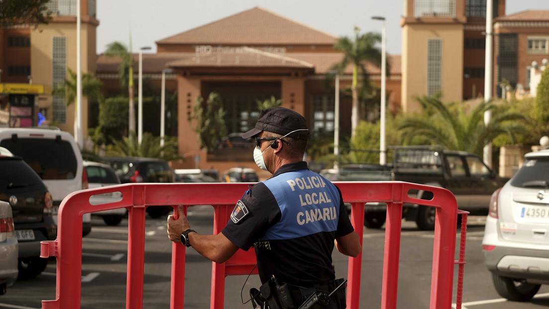 España pone en cuarentena a 1.000 turistas que compartieron hotel con el tercer infectado de coronavirus en el país