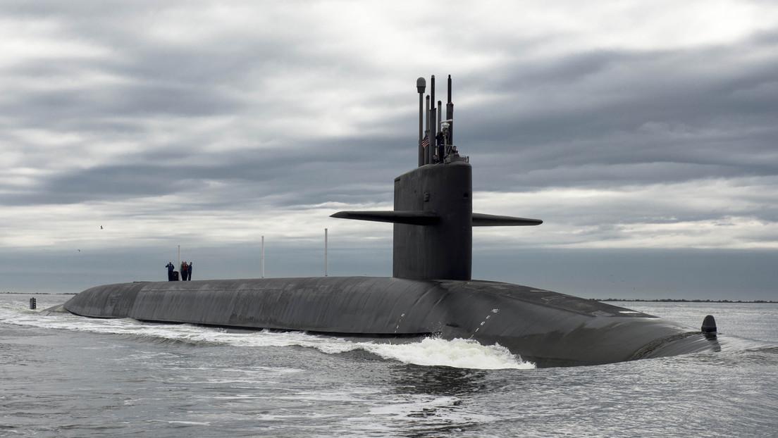 """Irán acusa a EE.UU. de hacer la guerra nuclear """"más probable"""" al incorporar una ojiva nuclear de bajo rendimiento al arsenal de sus submarinos"""