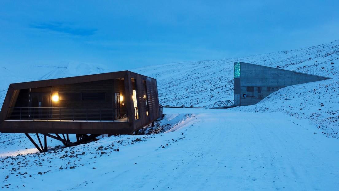 La 'bóveda del fin del mundo', renovada tras una inundación, ahora alberga más de un millón de semillas congeladas