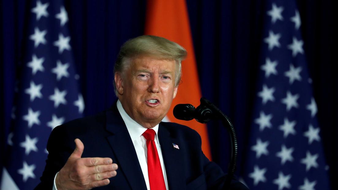 """Trump advierte que podría haber """"sanciones muy graves"""" contra Venezuela"""