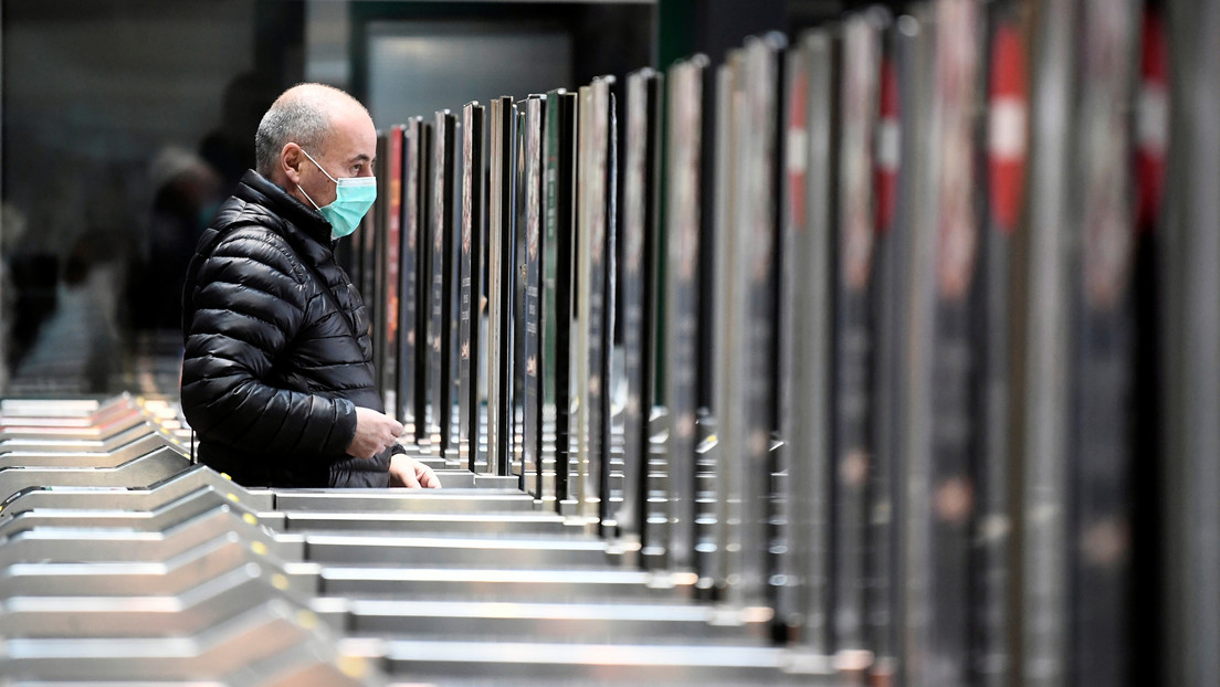 Se elevan a 11 los muertos por el coronavirus en Italia y el número de afectados alcanza los 322