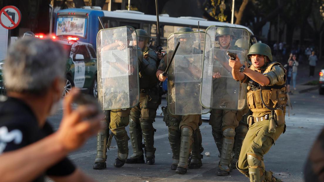 43 detenidos en Chile en el segundo día de protestas contra el Festival Viña del Mar