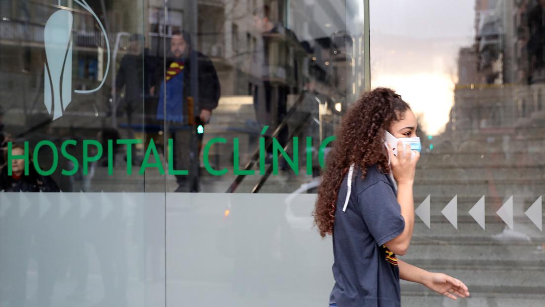 Se registra el sexto caso de coronavirus en España luego que un hombre diera positivo en la Comunidad Valenciana