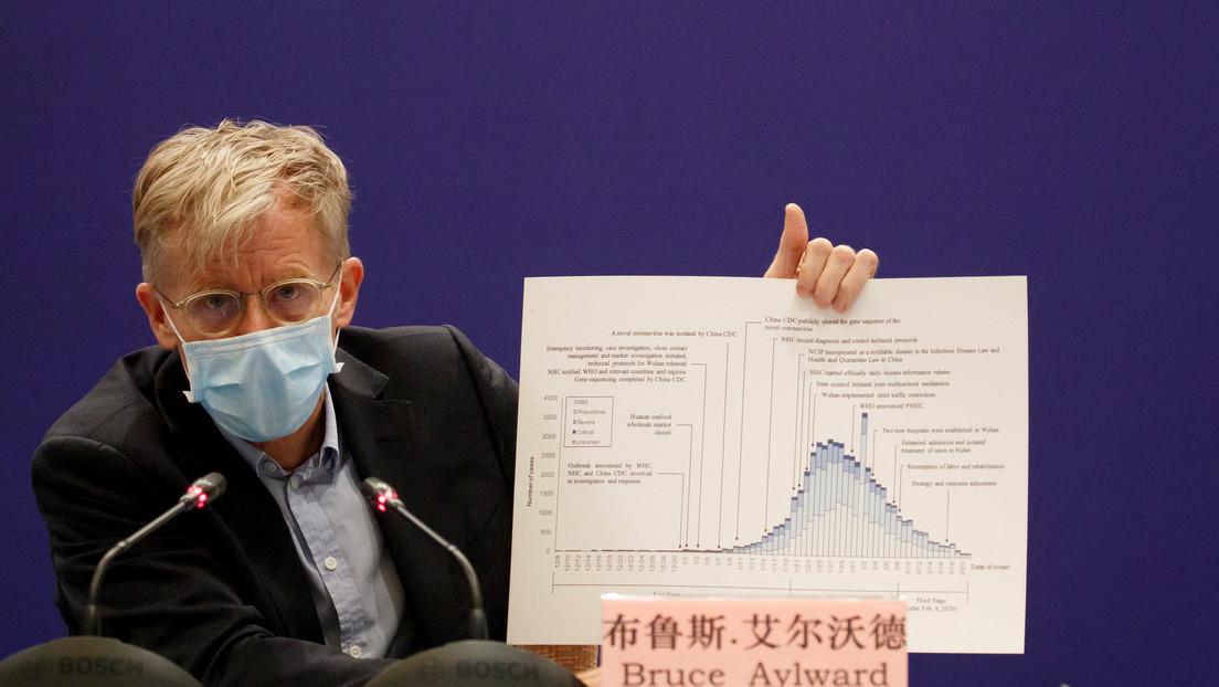 """El jefe de la misión de la OMS en China afirma que el mundo """"no está preparado"""" para hacer frente a la epidemia del coronavirus"""