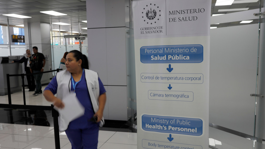 El Salvador prohíbe el ingreso de personas procedentes de Italia y Corea del Sur debido al coronavirus