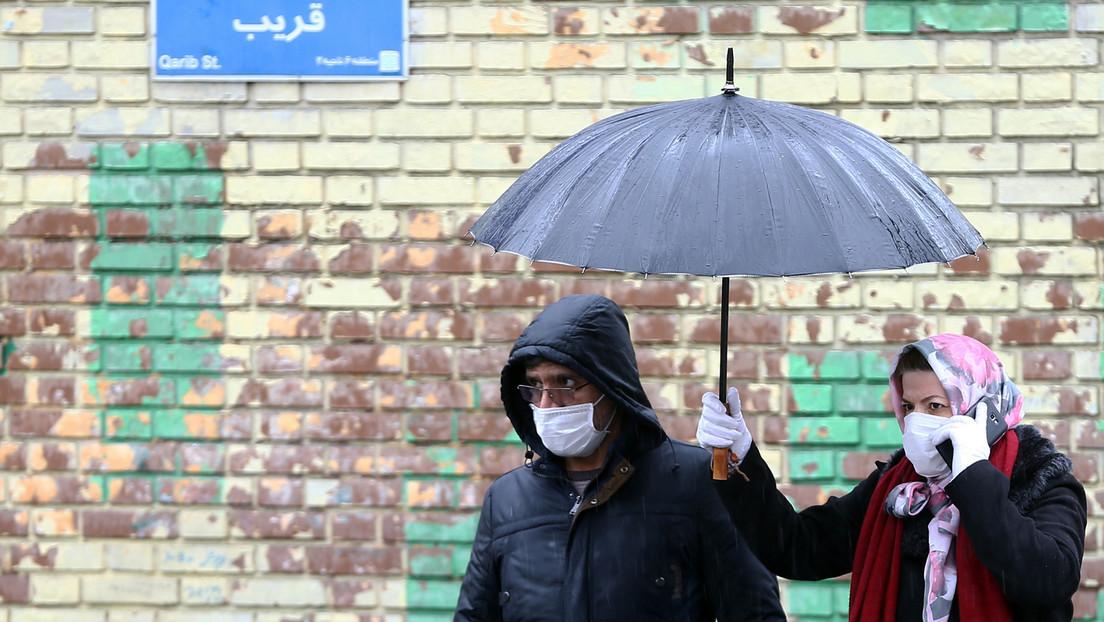"""Irán, tras las declaraciones de Pompeo: """"Se planea realizar una presión máxima contra Teherán con el término 'coronavirus'"""""""