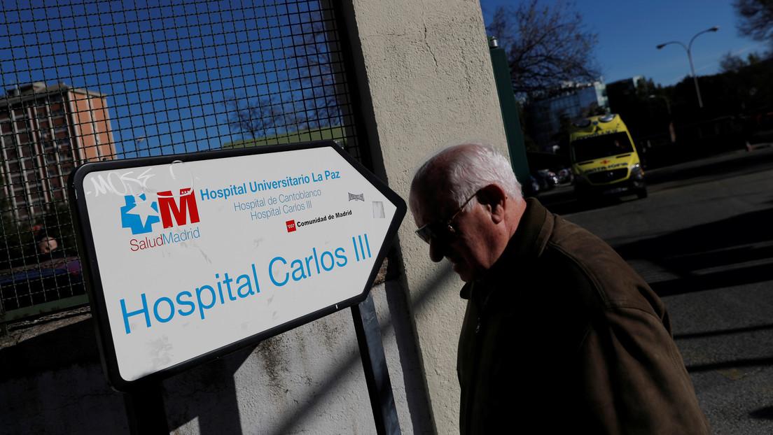 Confirman el segundo caso del coronavirus en Madrid