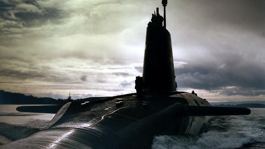 HMS VIGILANT (S30)