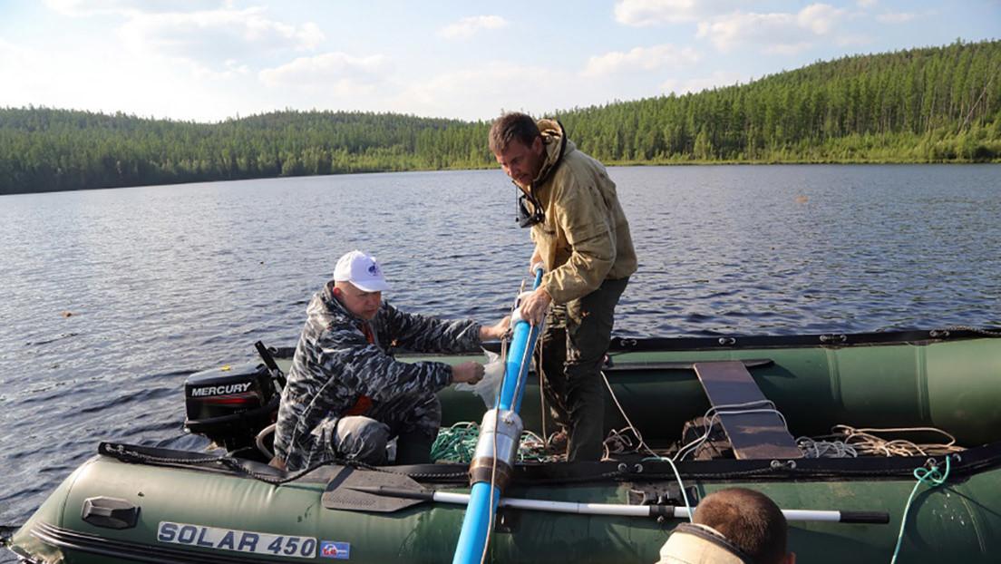 Descubren en un lago siberiano los vestigios del fenómeno de Tunguska