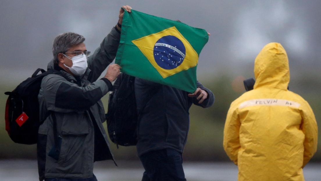 """Brasil, sobre el primer caso de coronavirus: """"Es una gripe más que la humanidad tendrá que pasar"""" (VIDEO)"""