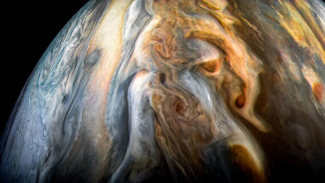 FOTOS: La NASA descubre que Jupiter tiene más agua de la que nadie imaginaba