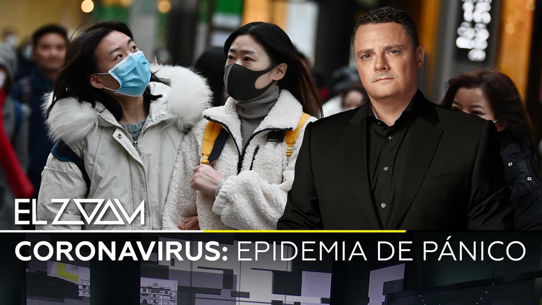 Coronavirus: epidemia de pánico