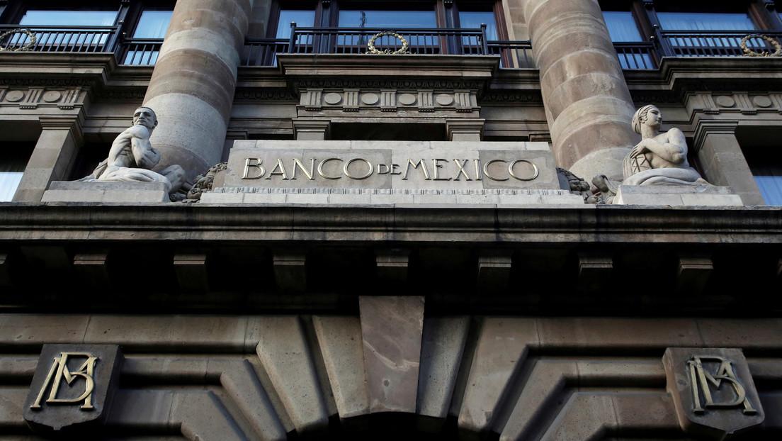 """El Banco de Mexico estima que el coronavirus puede afectar la economía mundial """"más de lo previsto inicialmente"""""""