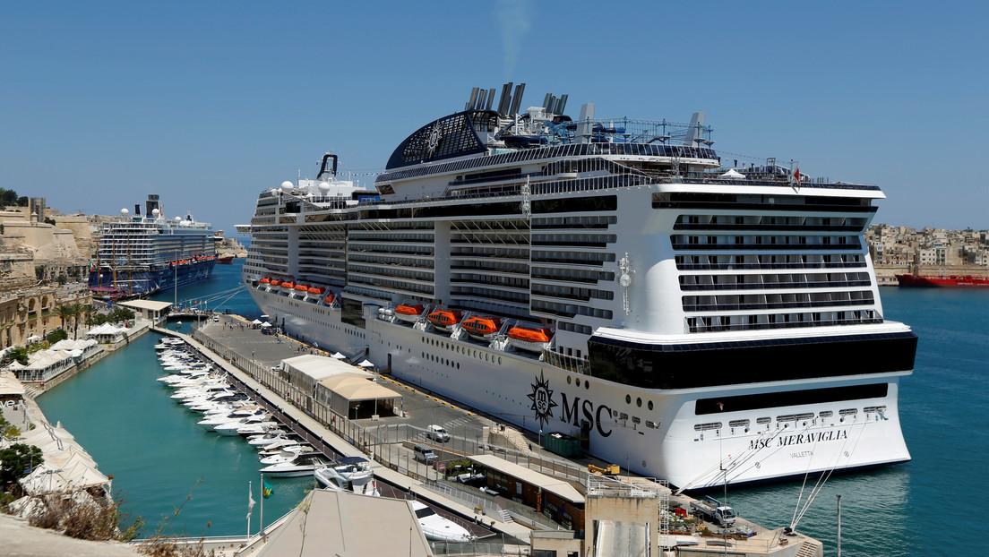 México permitirá desembarco de crucero MSC Meraviglia después de haberle negado atracar por sospechas de coronavirus