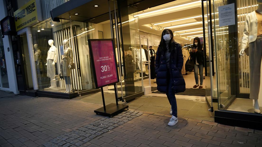 Ya son casi 1.600 los casos de infección por coronavirus en Corea del Sur