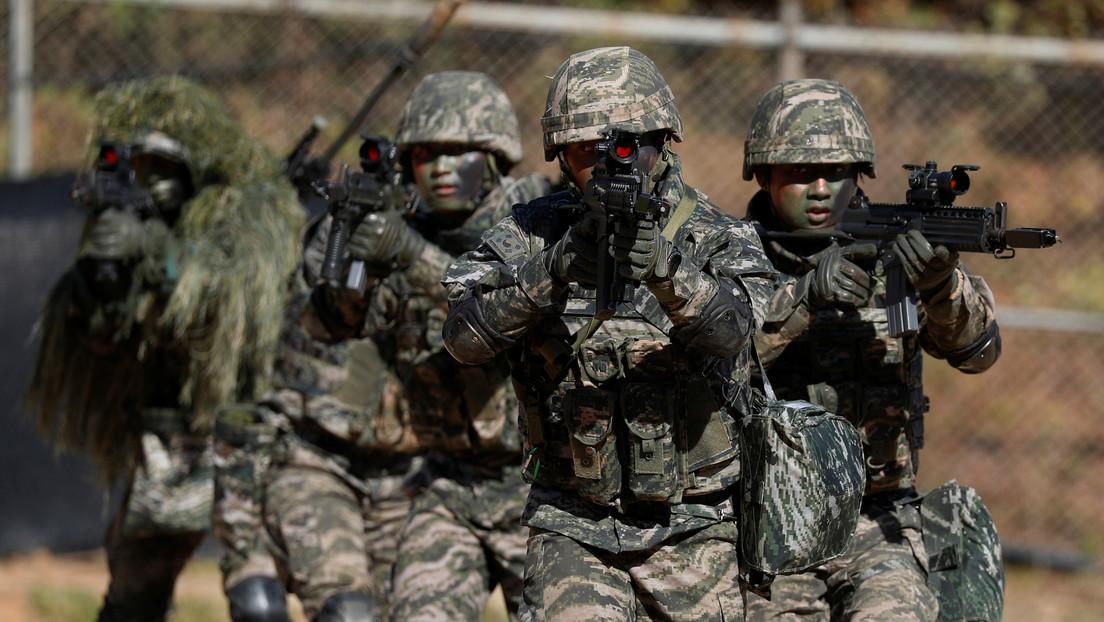 Corea del Sur y EE.UU. posponen indefinidamente sus maniobras conjuntas por el coronavirus